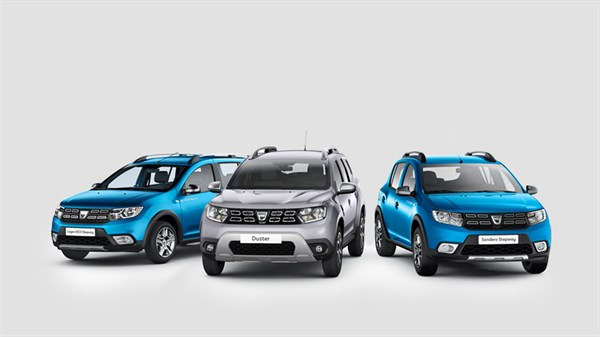 choose your Dacia